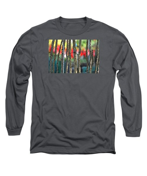 Desert Fence Long Sleeve T-Shirt
