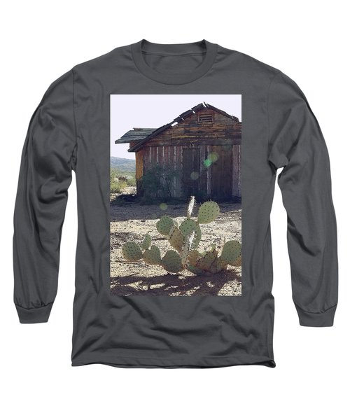 Desert Home Long Sleeve T-Shirt