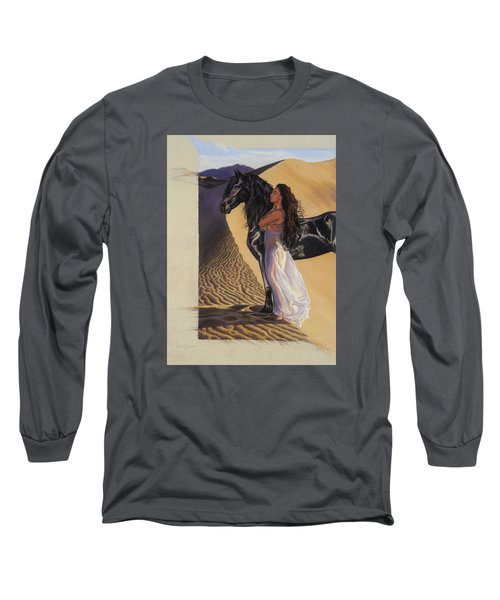 Desert Of Inspiration Long Sleeve T-Shirt
