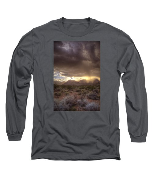 Desert Rain Long Sleeve T-Shirt