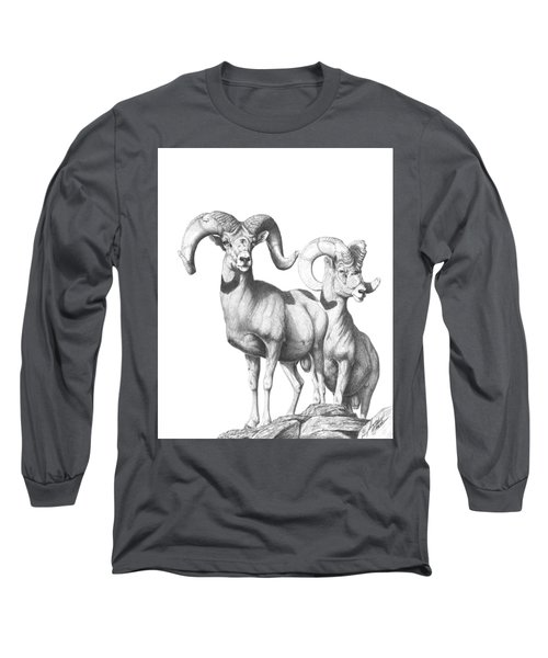 Desert Sentinels Long Sleeve T-Shirt