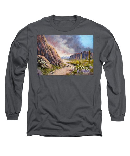 Desert Storm Long Sleeve T-Shirt