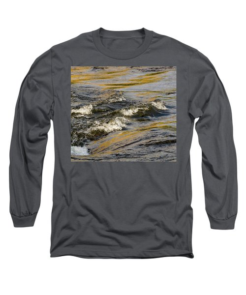 Desert Waves Long Sleeve T-Shirt
