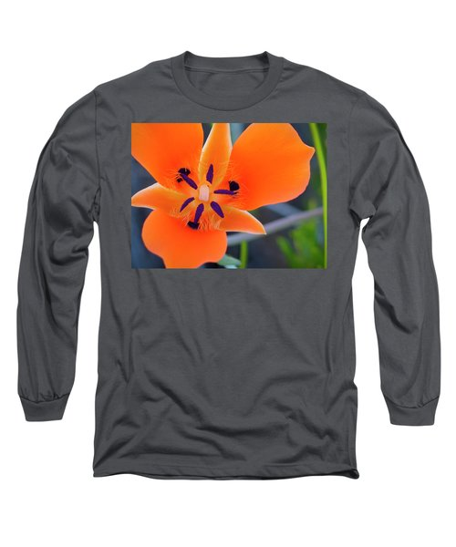 Desert Wildflower Long Sleeve T-Shirt