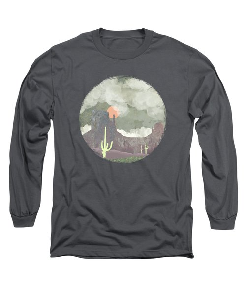 Desertscape Long Sleeve T-Shirt