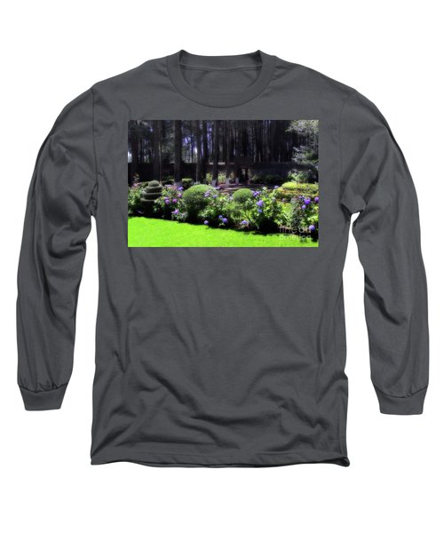 Desierto De Los Leones 1 Long Sleeve T-Shirt