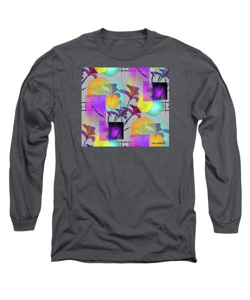 Design #3 Long Sleeve T-Shirt