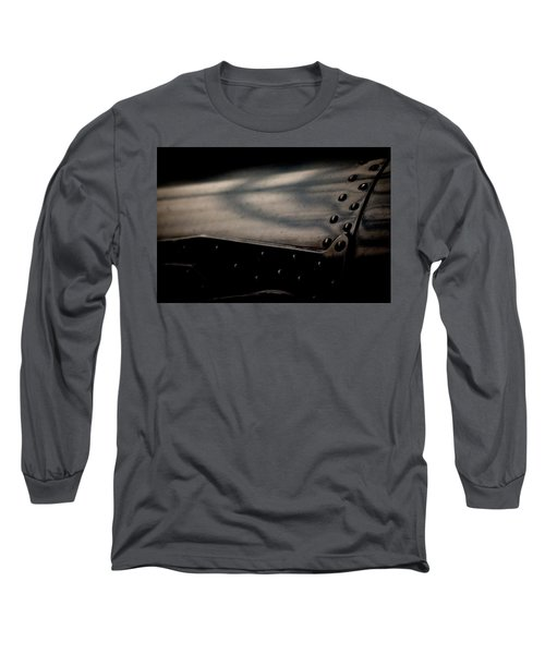 Long Sleeve T-Shirt featuring the photograph Design by Paul Job