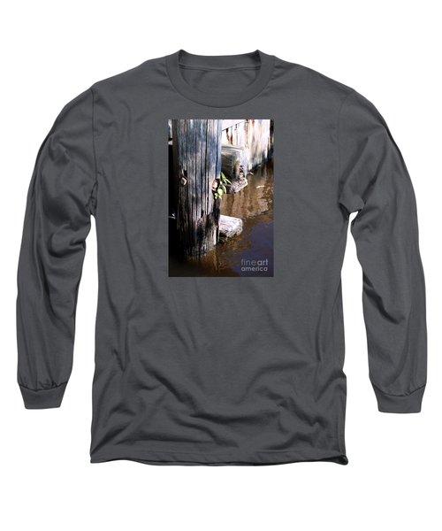 Determination Long Sleeve T-Shirt by Rebecca Davis