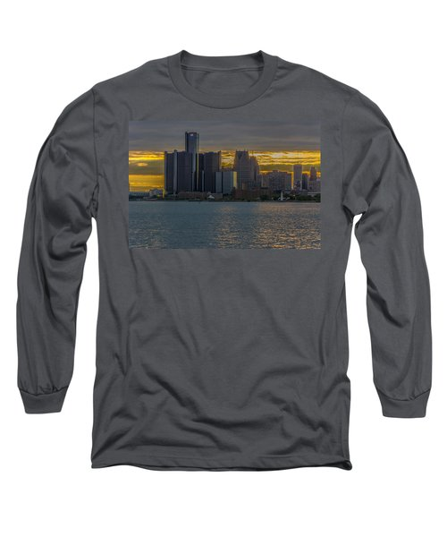 Detroit Versus Everybody  Long Sleeve T-Shirt