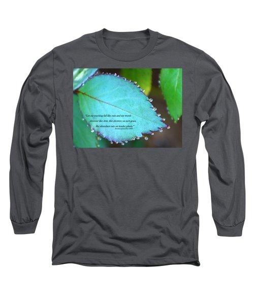 Dew Drops Long Sleeve T-Shirt