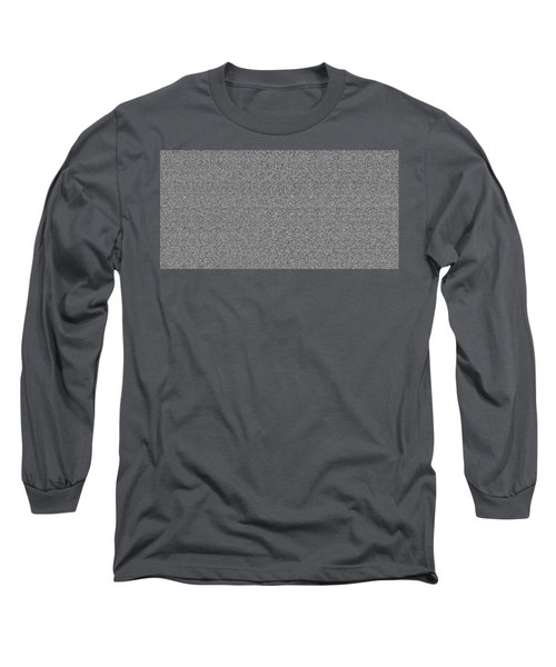Diamond Dimension Doorway Long Sleeve T-Shirt