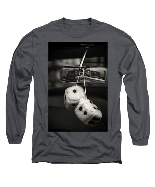 Dice In The Window Long Sleeve T-Shirt