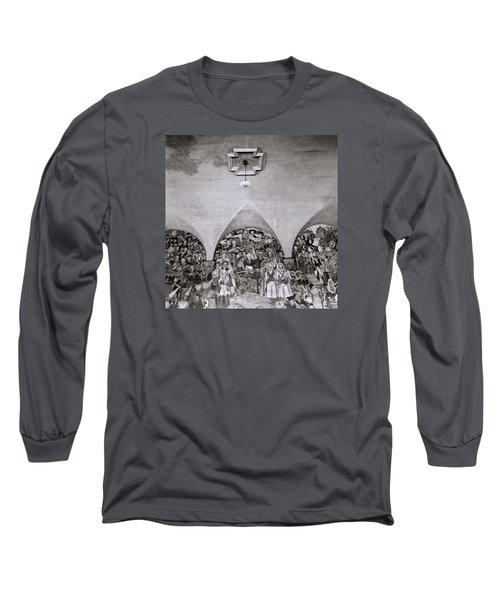 Diego Rivera Long Sleeve T-Shirt