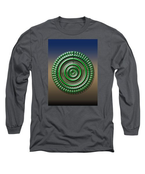 Digital Art Dial 3 Long Sleeve T-Shirt