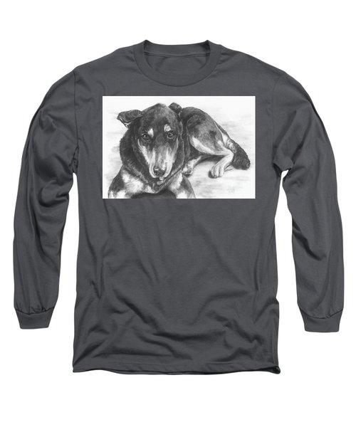 Dillon Long Sleeve T-Shirt by Meagan  Visser