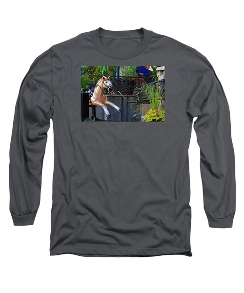 Dime Pony Long Sleeve T-Shirt
