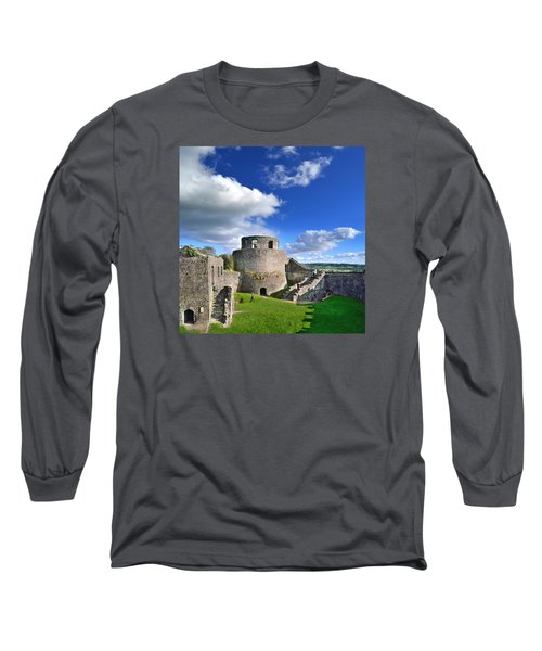 Dinefwr Castle 1 Long Sleeve T-Shirt