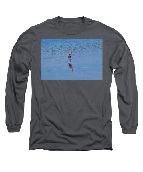 Long Sleeve T-Shirt featuring the photograph Ding Darling's Number One by Michiale Schneider