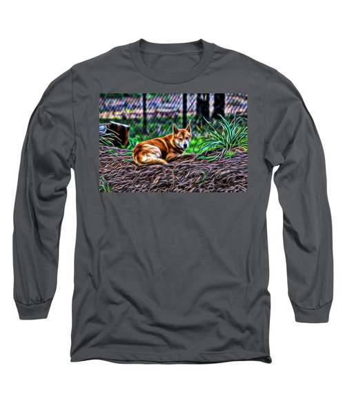 Dingo From Ozz Long Sleeve T-Shirt