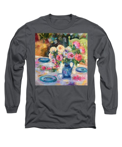 Dining Alfresco Long Sleeve T-Shirt