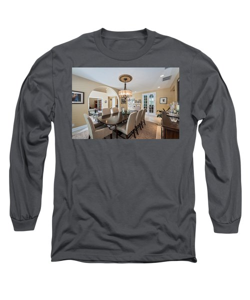 Dining Room Long Sleeve T-Shirt