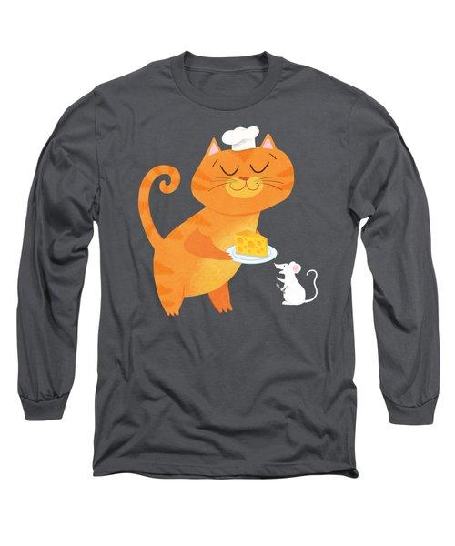 Dinner For Two Long Sleeve T-Shirt
