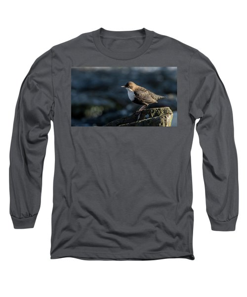 Long Sleeve T-Shirt featuring the photograph Dipper by Torbjorn Swenelius