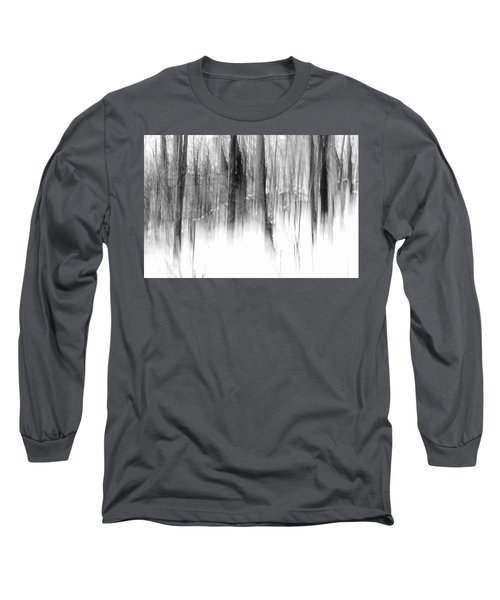 Disappearance Long Sleeve T-Shirt by Steven Huszar
