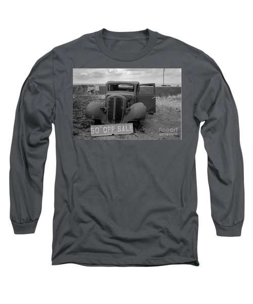 Discounted Long Sleeve T-Shirt