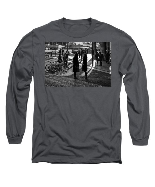 Discussion Long Sleeve T-Shirt