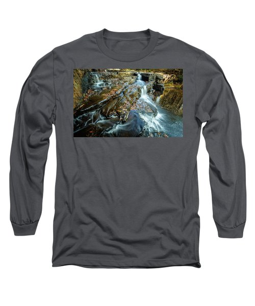 Dismal Creek Falls #2 Long Sleeve T-Shirt