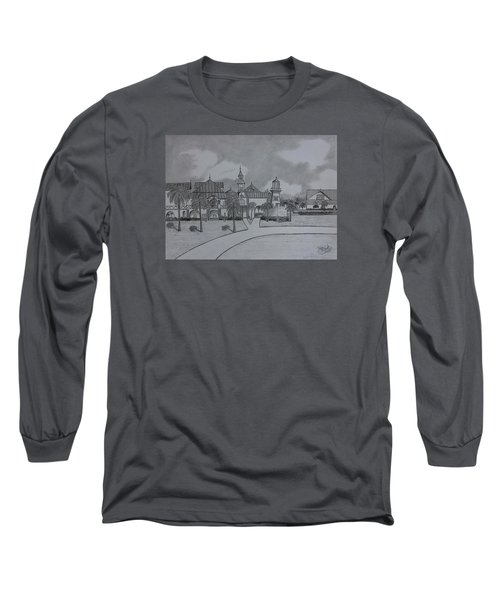 Disney's  Caribbean Beach  Long Sleeve T-Shirt