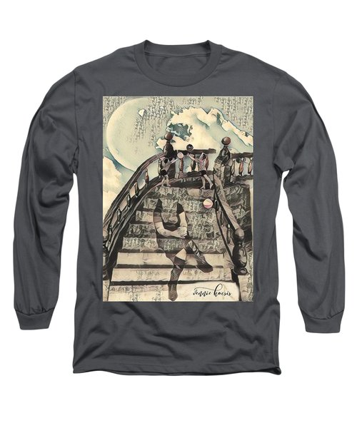 Dissociated Mother Long Sleeve T-Shirt by Vennie Kocsis