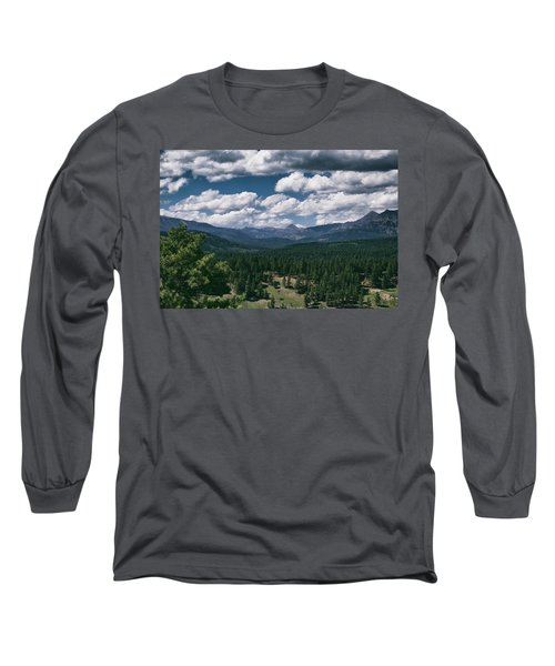 Distant Windows Long Sleeve T-Shirt