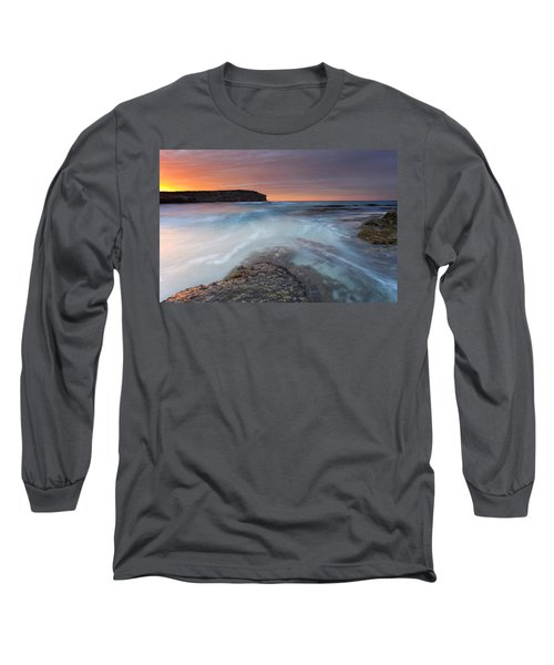 Divided Tides Long Sleeve T-Shirt