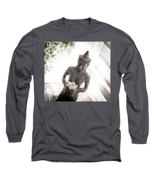 Divine Back Light Long Sleeve T-Shirt