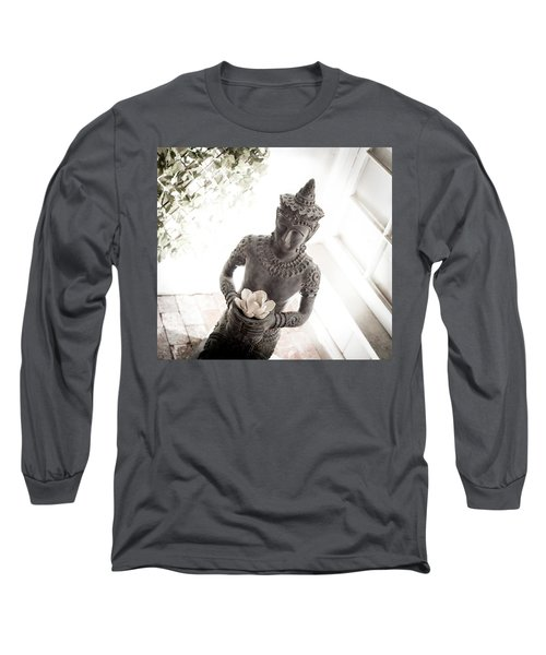 Divine Back Light Long Sleeve T-Shirt