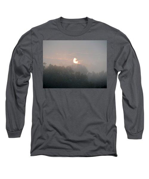 Divine Morning Blessings Long Sleeve T-Shirt