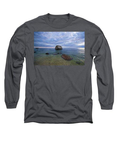 Diving Rock Long Sleeve T-Shirt