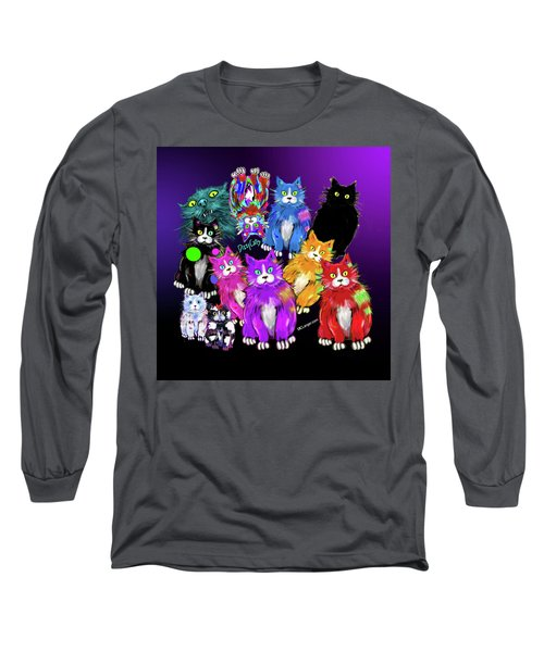Dizzycats Long Sleeve T-Shirt