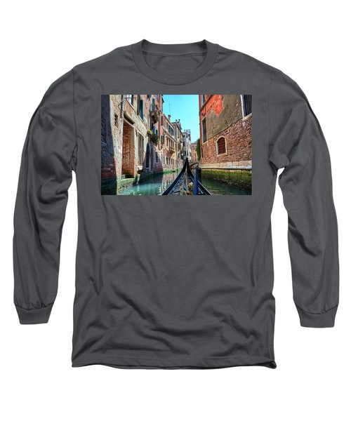 Do You Have A Navigation Chart? Long Sleeve T-Shirt
