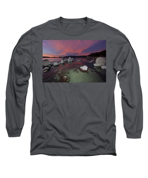 Do You Have Vivid Dreams Long Sleeve T-Shirt