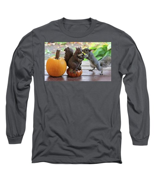 Do You Want To Share? Long Sleeve T-Shirt