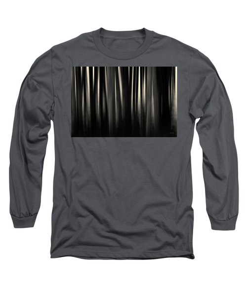Long Sleeve T-Shirt featuring the photograph Dock And Reflection II Toned by David Gordon