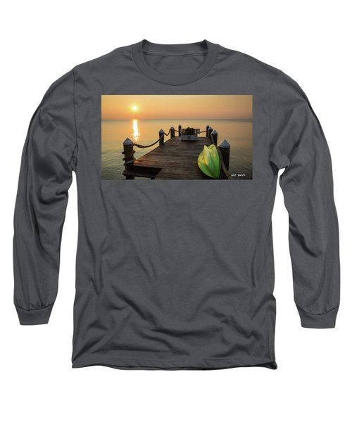 Dock Of The Bay Long Sleeve T-Shirt