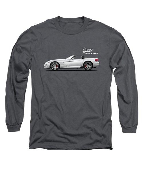 Dodge Viper Srt10 Long Sleeve T-Shirt
