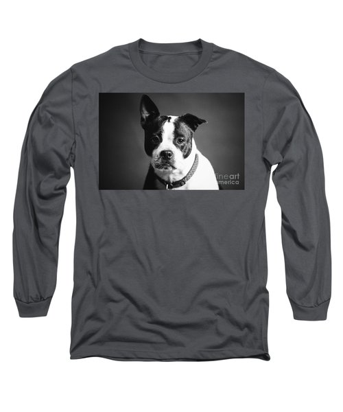 Dog - Monochrome 1 Long Sleeve T-Shirt
