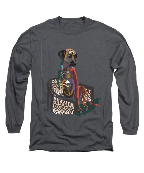 Dog Scoop Long Sleeve T-Shirt