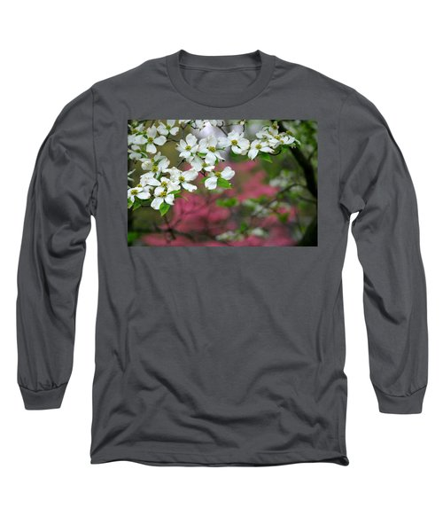 Dogwood Days Long Sleeve T-Shirt